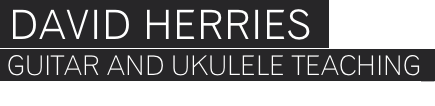 David Herries_     Guitar and ukulele Teaching_